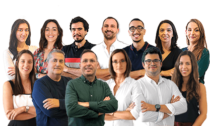 A equipa da Made2Web