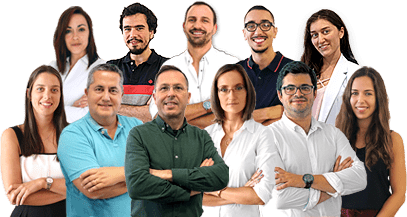 A equipa da Made2Web