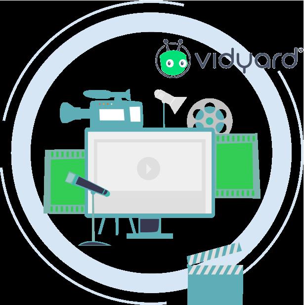 Crie vídeos personalizados em minutos com a plataforma Vidyard